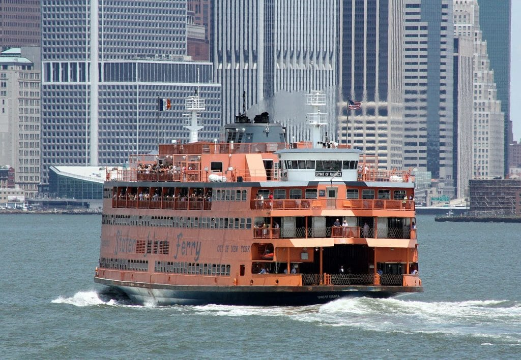 Staten Island movers - ferry