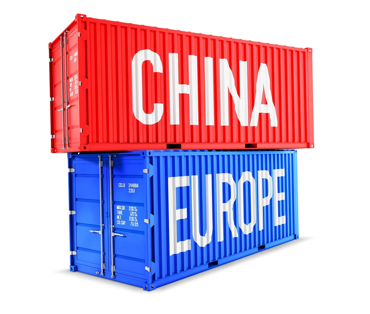 commercial cargo containers