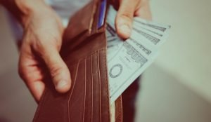 Deduct moving expenses and get dollar bills for your wallet.